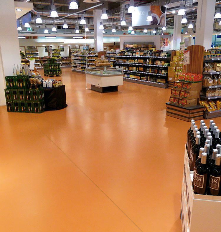 envita Bio Supermarkt - Knöller Projektbericht